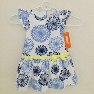 Gymboree Girl's Summer Dress 12-18 months NEW